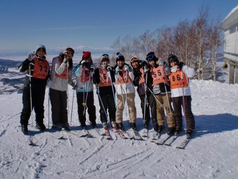 スキー遠足3
