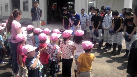 幼稚園除草2