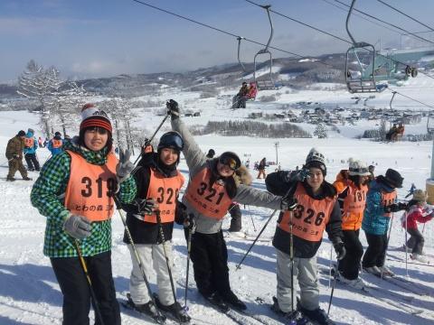 スキー学習1