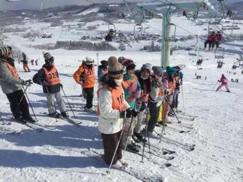 スキー学習3