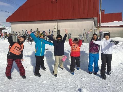 スキー学習4