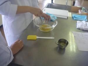 卵の実習3