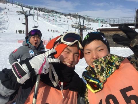 スキー学習2